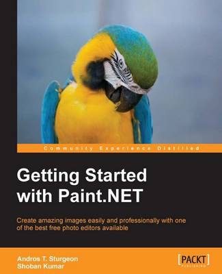 Getting Started with Paint.NET (Paperback)