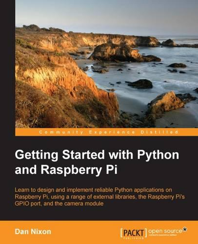 Getting Started with Python and Raspberry Pi (Paperback)
