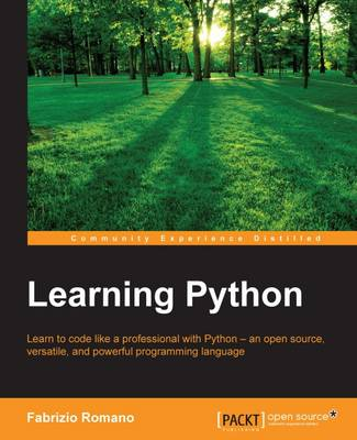 Learning Python (Paperback)