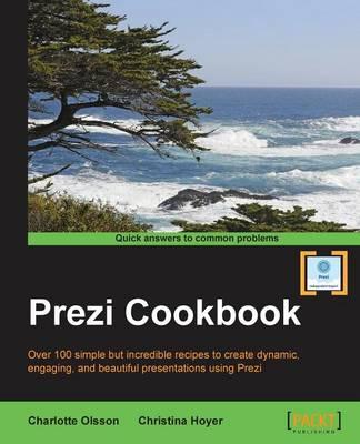 Prezi Cookbook (Paperback)