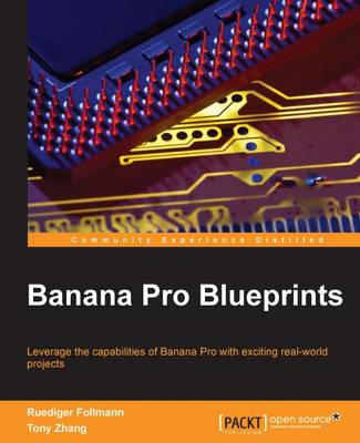 Banana Pro Blueprints (Paperback)