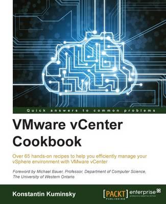 VMware vCenter Cookbook (Paperback)