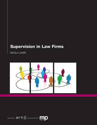 Supervision in Law Firms (Paperback)