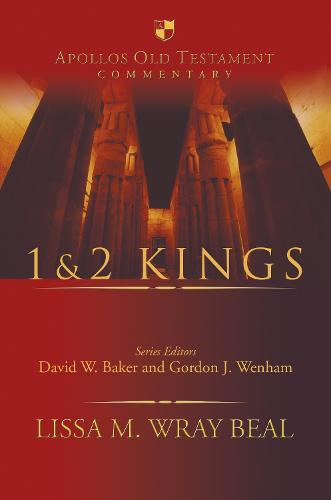 1 & 2 Kings - Apollos Old Testament Commentary (Paperback)