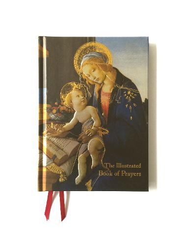 The Illustrated Book of Prayer: Poems, Prayers and Thoughts for Every Day - Foiled Gift Books (Hardback)