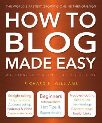 How to Blog Made Easy - Made Easy (Paperback)