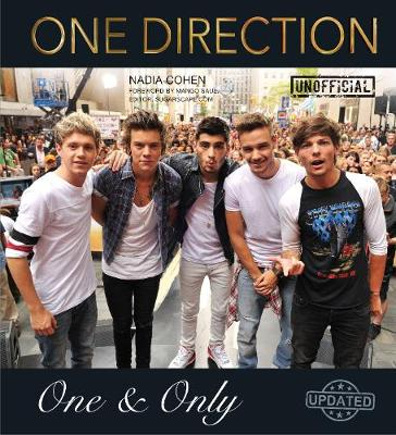 One Direction (Updated): One & Only (Hardback)