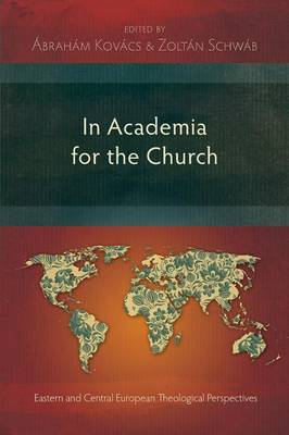 In Academia for the Church (Paperback)