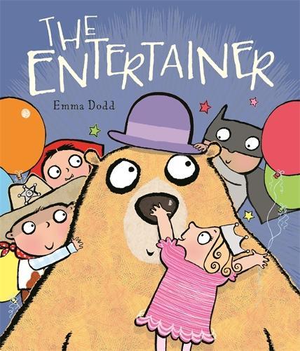 The Entertainer - Emma Dodd Series (Paperback)