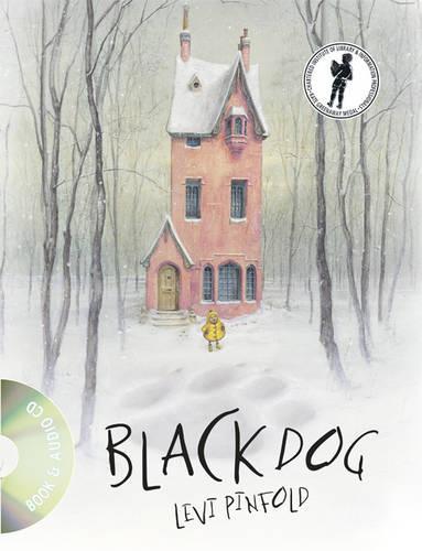 Black Dog with CD