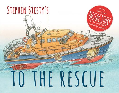 Stephen Biesty's To The Rescue - Stephen Biesty Series (Hardback)