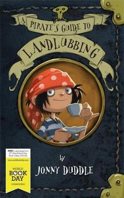 Cover of the book, A Pirate's Guide to Landlubbing.