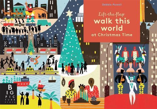 Walk this World at Christmas Time - Walk This... (Hardback)