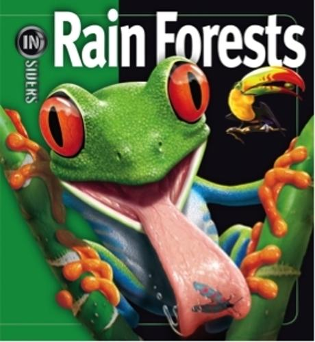 Insiders - Rain Forests - Insiders (Paperback)