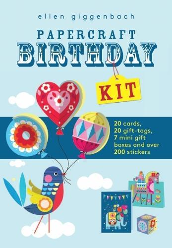 Ellen Giggenbach: Papercraft Birthday Kit - Ellen Giggenbach Series (Paperback)