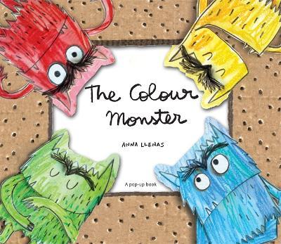 The Colour Monster Pop-Up (Hardback)