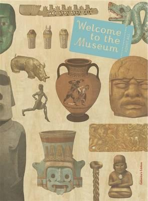 Historium - Welcome to the Museum (Hardback)
