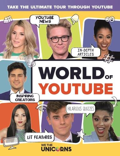 We The Unicorns: The World of YouTube - We the Unicorns (Paperback)