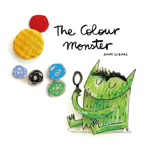 The Colour Monster (Paperback)