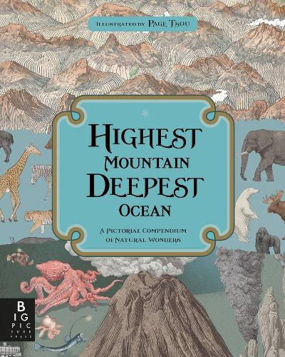 Highest Mountain, Deepest Ocean (Hardback)