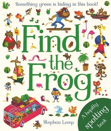 Find The Frog (Hardback)