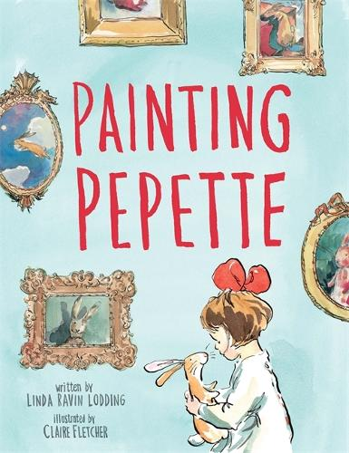 Painting Pepette (Paperback)
