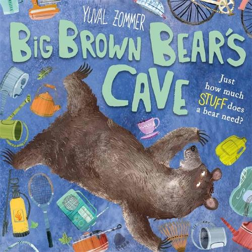 Big Brown Bear's Cave (Hardback)