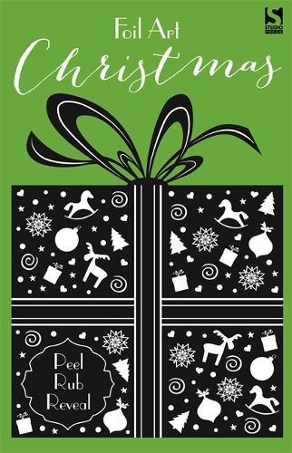 Foil Art Christmas - Foil Art (Paperback)