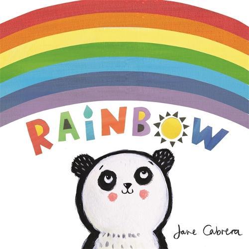 Jane Cabrera: Rainbow (Board book)