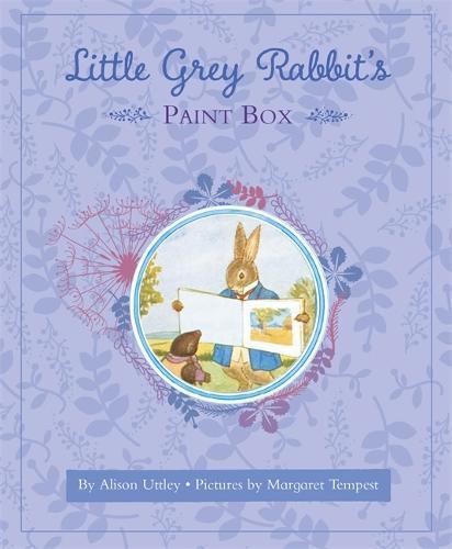 Little Grey Rabbit's Paint-Box - Little Grey Rabbit (Hardback)