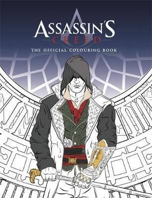 Assassin's Creed Colouring Book: The official colouring book. (Paperback)