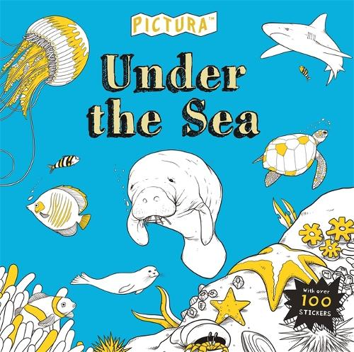 Pictura Puzzles Under the Sea (Paperback)