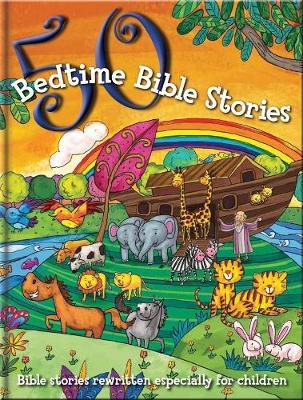 50 Bedtime Bible Stories (Hardback)