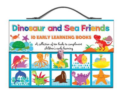 Dinosaur and Sea Friends: Carrycase Book Set - Small Book Carrycase (Hardback)