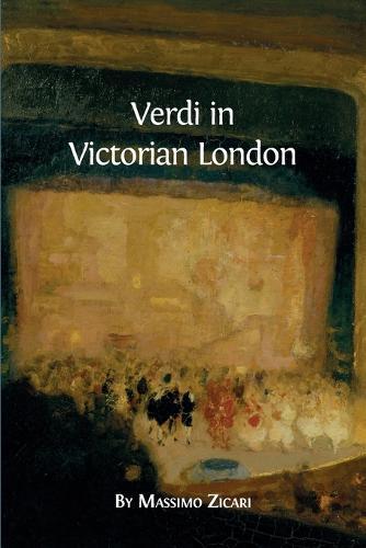 Verdi in Victorian London (Paperback)