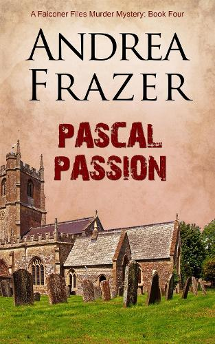 Pascal Passion - The Falconer Files 4 (Paperback)