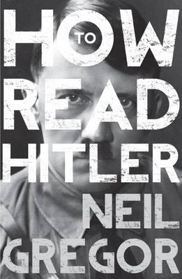 How To Read Hitler - How to Read (Paperback)