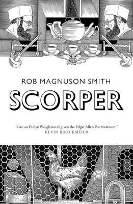 Scorper: A Novel (Paperback)