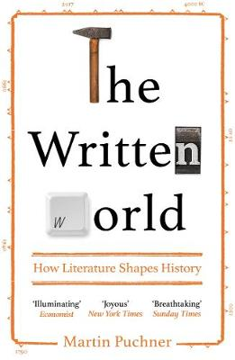 The Written World: How Literature Shaped History (Paperback)