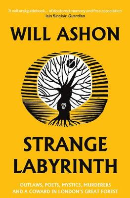 Strange Labyrinth: Outlaws, Poets, Mystics, Murderers and a Coward in London's Great Forest (Paperback)