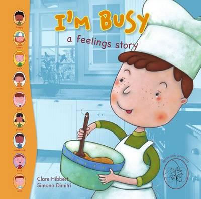 I'm Busy - Feelings (Paperback)