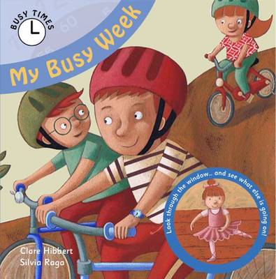 My Busy Week - Busy Times (Paperback)