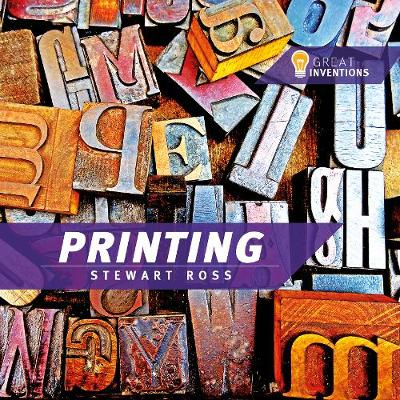 Printing - Great inventions (Paperback)