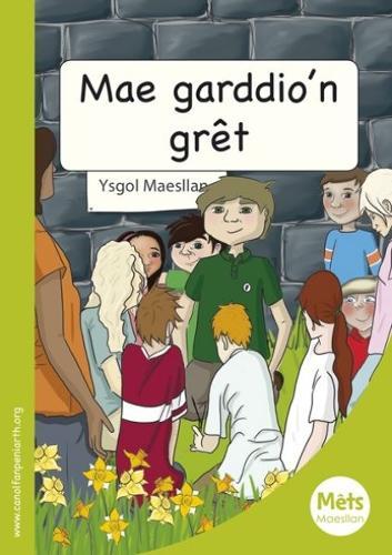 Mets Maesllan: Mae Garddio'n Gret (Paperback)