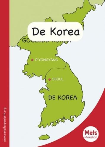 Mets Maesllan: De Korea (Paperback)