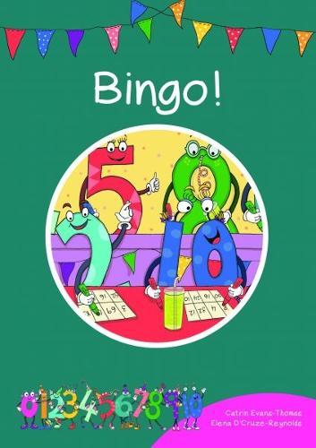 Cyfres Cymeriadau Difyr: Bingo! (Paperback)