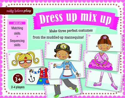 Dress Up Mix Up - Make Believe Play