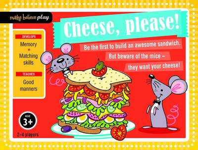 Cheese, Please! - Make Believe Play