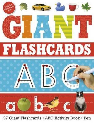Giant Flashcards ABC - Learning Range