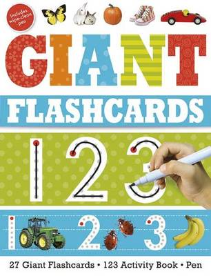 Giant Flashcards 123 - Learning Range